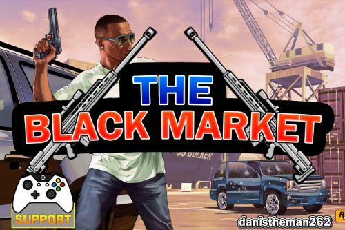 The Black Market: Arms Dealing [OPEN SOURCE]