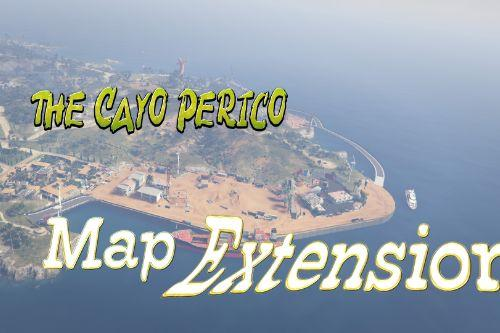The Cayo Perico Extension (Menyoo)