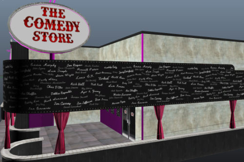 The Comedy Store [Map Editor]