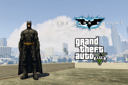The Dark Knight [Add-On Ped]