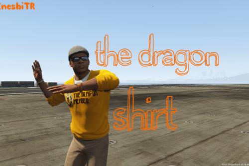 The Dragon Shirt (Franklin)