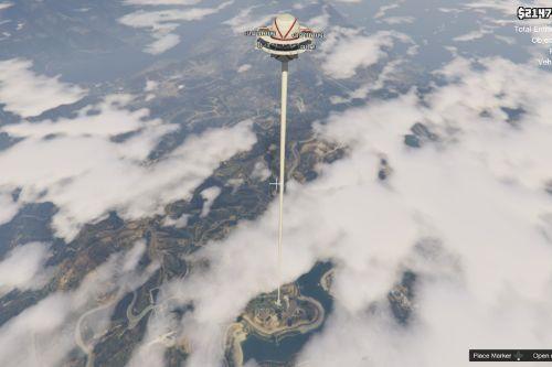 The Dragon Tower 1.2 (Karin Tower) [Menyoo] [FiveM]