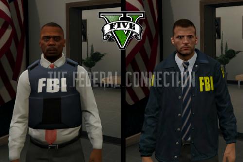 Proper FBI & SWAT