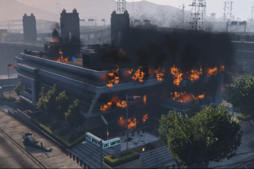 The FIB and The Police Burnout