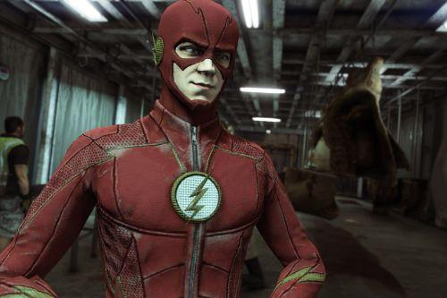 THE FLASH SCENARIOS! Scenes to play with Superheros! BE THE FLASH