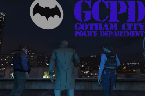The GCPD Pack(Gordon include) [Add-On Ped]
