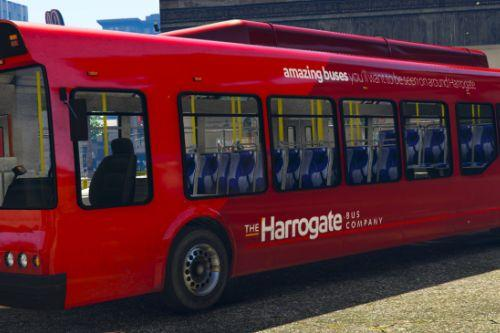 The Harrogate Bus Company - Livery Pack for the Vanilla Bus