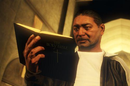 The Holy Bible mod