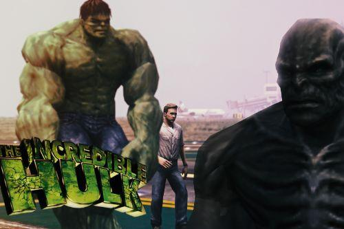 The Incredible Hulk (2008) Pack [Add-On]