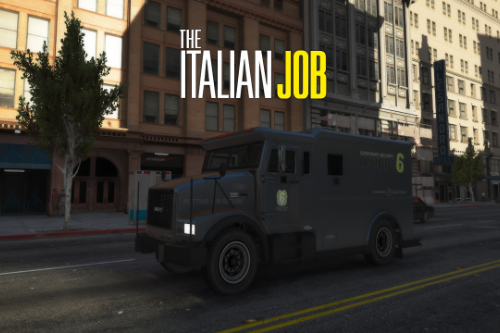 The Italian Job [.NET] [Mission API Demo]