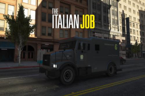 The Italian Job [.NET] [Mission API Demo]