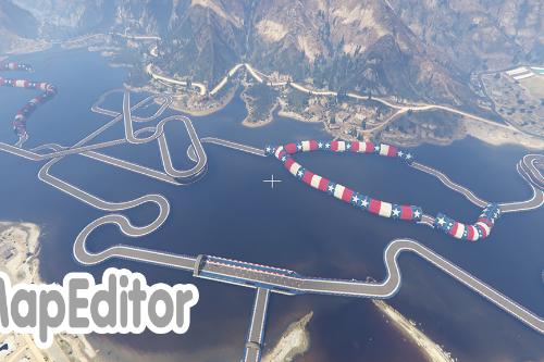 The Lake Track [MapEditor]