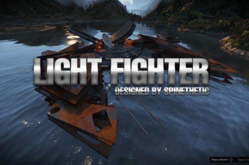 The Light Fighter [MenYoo]