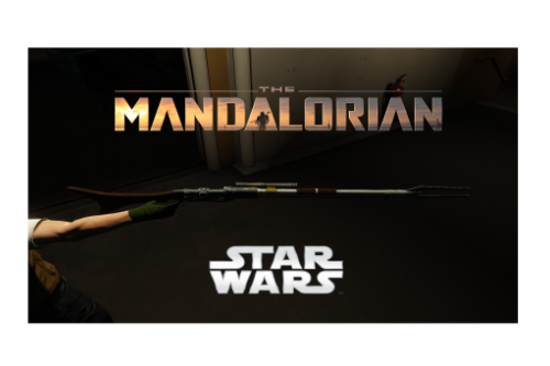 The Mandalorian Weapons