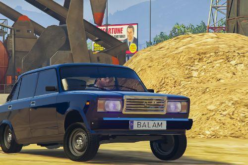 Vaz 2107 - Azelow Style [Replace | Tuning+ | Realistic Driving]