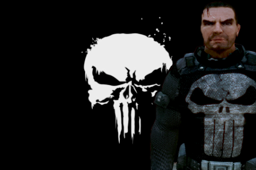 The Punisher [ADD-ON]