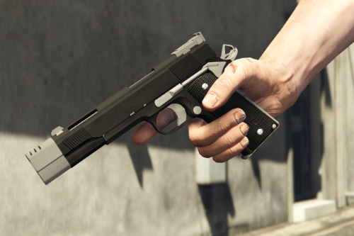 Punisher Custom 1911