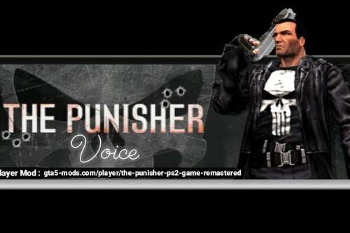 The Punisher Voice (Thomas Jane)