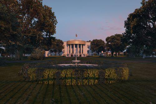 """The """"Real"""" White House [MapBuilder / MapEditor]"""