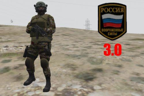 The Russian Armed Forces