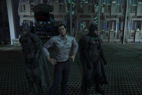 The Telltale Batman Series Pack