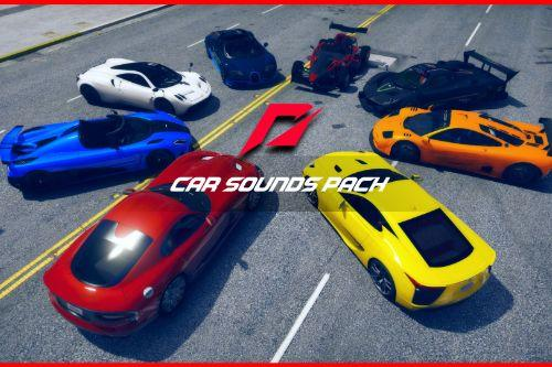 The Ultimate Need for Speed Car Sounds Pack