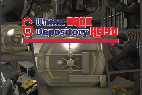 The Union Depository Heist