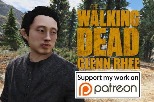 The Walking Dead - Glenn Rhee [Add-On Ped]