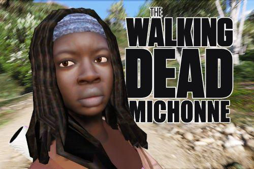 The Walking Dead - Michonne [Add-On Ped]