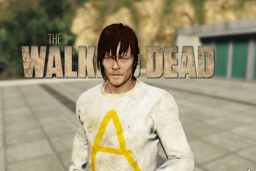 The Walking Dead S07 - Daryl Dixon [Add-On Ped]