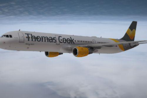 Thomas Cook A321-211 [CFM56] Livery Pack