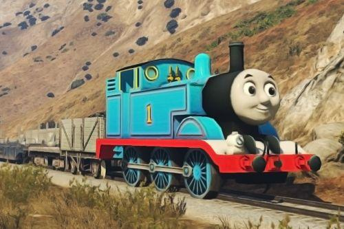 Thomas the Tank Engine [Replace Freight Train]