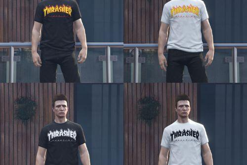 Thrasher Clothing Pack for MP Male