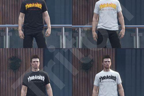 Thrasher Clothing Pack
