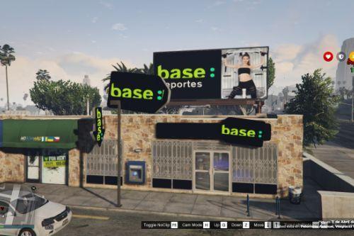 Tiendas de Deportes Base spanish sport stores