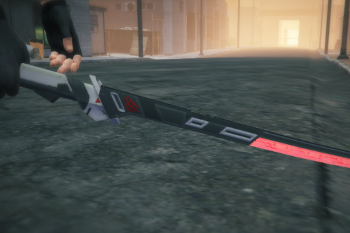 Tiger Blade from Hyper Scape [Replace | SP & FiveM]