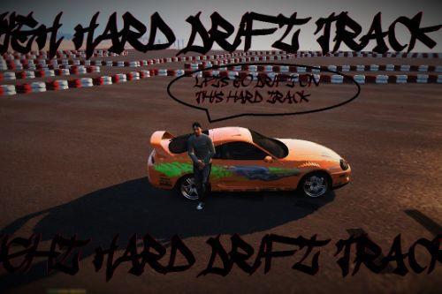 Tight Hard Drift Track