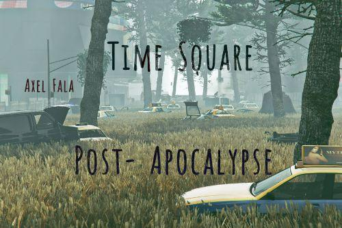 Time Square Post-Apocalypse [MENYOO]