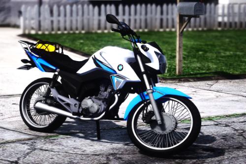 Titan 160 da BMW [Add-On]