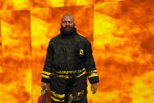 TK/Kaluch firefighter suit