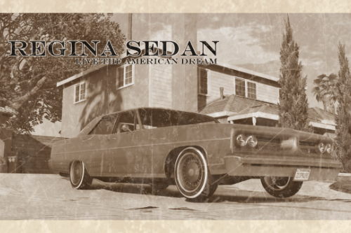 TLAD Regina Sedan [Add-On / Replace]