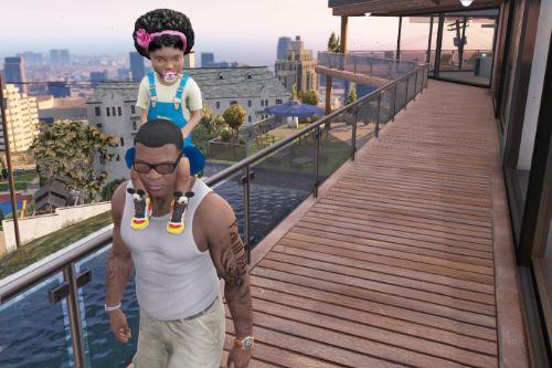 Toddler Carry Mod for INSANOGAMES toddler/baby peds