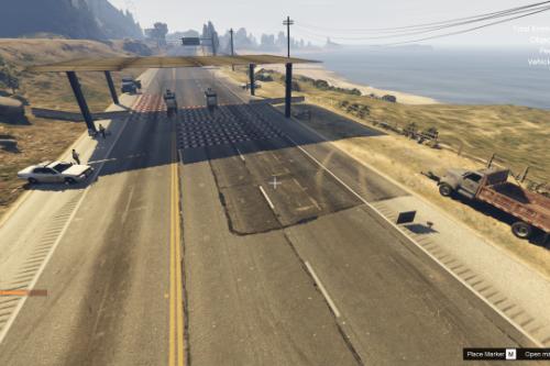 Tolls In San Andreas [MapEditor]