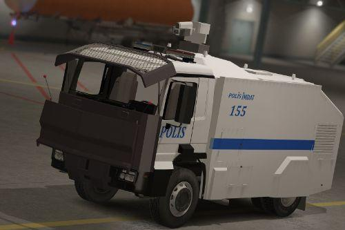 TOMA Turkish Police Riot vehicle [REPLACE][ELS]