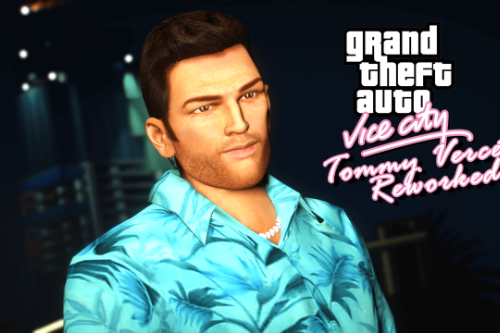 Tommy Vercetti Reworked