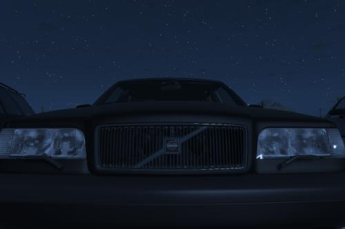 ToneBeeDTD Volvo 850 (T-5)R mod tweaks