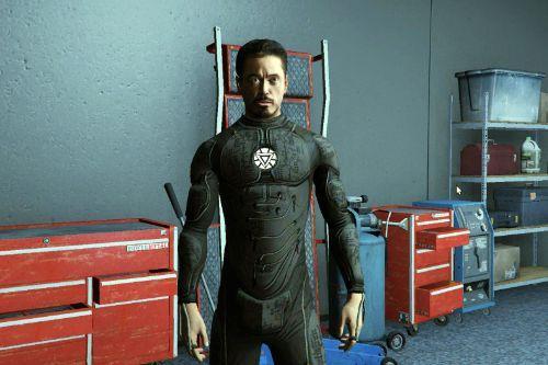 Tony Stark - Iron Man 2 [Add-On]