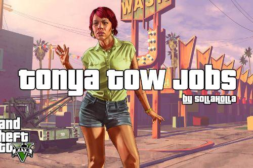 Tonya Tow Jobs [.NET]