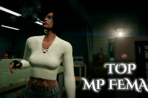 Top MP Female and Textures