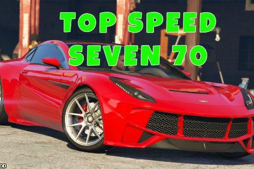 Top Speed SEVEN 70